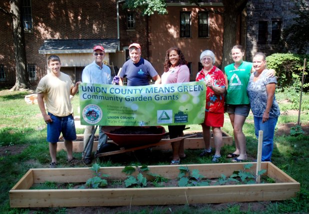 A New Community Garden Grows In Plainfield Grace
